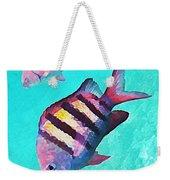 Sargeant Fish Weekender Tote Bag
