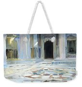 Sargent's Pavement In Cairo Weekender Tote Bag