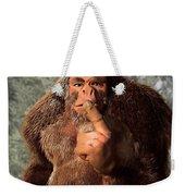 Sasquatch Shush Weekender Tote Bag