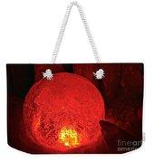 Satan's Crystal Ball Weekender Tote Bag