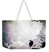 Sattellite Lookout Weekender Tote Bag