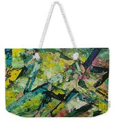 Saturday Night Weekender Tote Bag