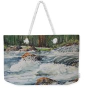Sauble Falls Weekender Tote Bag