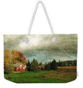 Sauvie Island Farm Weekender Tote Bag