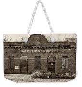 Savage Katrina Sepia Weekender Tote Bag