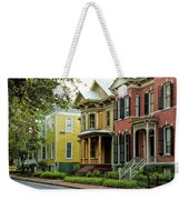Savannah Architecture Weekender Tote Bag