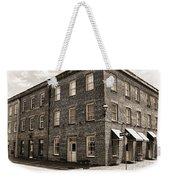 Savannah Building Weekender Tote Bag