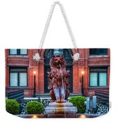 Savannah Cotton Exchange Savannah Georgia Weekender Tote Bag