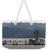 Savannah Jean On Liberty Bay Weekender Tote Bag