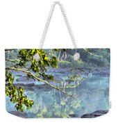 Savannah River In Spring Weekender Tote Bag