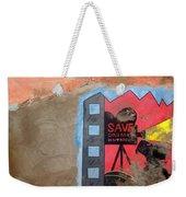 Save Cinema In Morocco Weekender Tote Bag