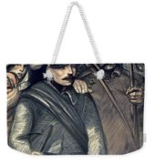 Save Serbia Our Ally Weekender Tote Bag by Theophile Alexandre Steinlen