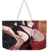 Save The Last Dance For Me Weekender Tote Bag