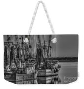 Save The Lowcountry Shrimping  Weekender Tote Bag