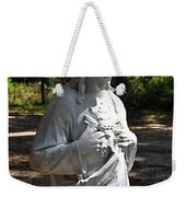Savior Statue Weekender Tote Bag by Al Powell Photography USA