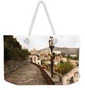 Savoca Italy Weekender Tote Bag
