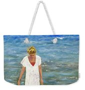 Savoring The Sea Weekender Tote Bag