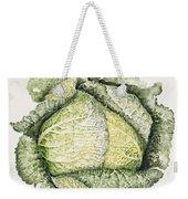 Savoy Cabbage  Weekender Tote Bag
