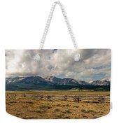 Sawtooth Range Weekender Tote Bag by Robert Bales