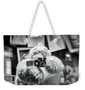 Say Abominable Weekender Tote Bag by Scott Wyatt
