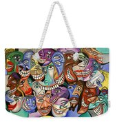 Say Cheese Weekender Tote Bag by Anthony Falbo