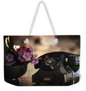 Say You Will... Weekender Tote Bag