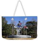 Sc Veterans Monument Weekender Tote Bag