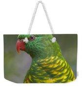 Scaly-breasted Lorikeet Australia Weekender Tote Bag