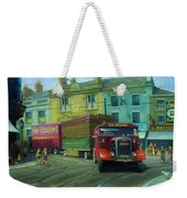 Scammell Showtrac Weekender Tote Bag