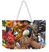 Scarecrow In A Chair Weekender Tote Bag