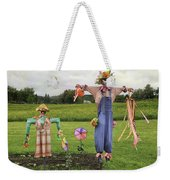 Scarecrows Weekender Tote Bag