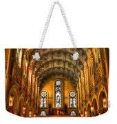 Sacred Heart Cultural Center 2 Weekender Tote Bag