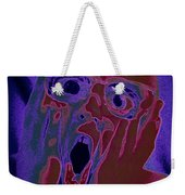 Scared Silly Weekender Tote Bag