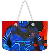 Scary Fella Weekender Tote Bag