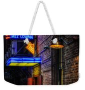 Scat Lounge Living Color Weekender Tote Bag
