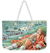 Scene From Gullivers Travels Weekender Tote Bag