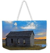 Scene From The Past Weekender Tote Bag