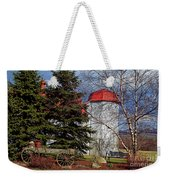 Scene In Vermont Weekender Tote Bag