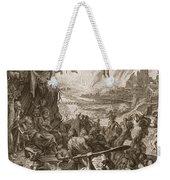 Scene Of Hell, 1731 Weekender Tote Bag