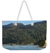 Scenery On Cook Strait Weekender Tote Bag