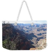 Scenic Grand Canyon Weekender Tote Bag