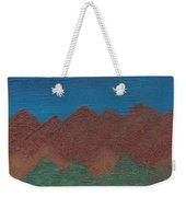 Scenic Mountains Weekender Tote Bag