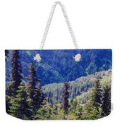 Scenic Mountain Valley Weekender Tote Bag