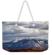 Scenic Moutains Weekender Tote Bag