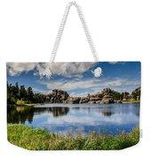 Scenic Sylvan Lake At Custer State Park Weekender Tote Bag