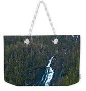 Scenic Waterfall Weekender Tote Bag