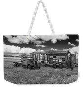 Schellbourne Station And Old Truck Weekender Tote Bag by Robert Bales
