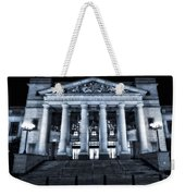 Schermerhorn Symphony Center Weekender Tote Bag by Dan Sproul