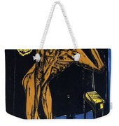 Schlemihls In The Loneliness Of The Room Weekender Tote Bag