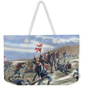 Schleswig-holstein Question. The First Schleswig War Or Three Years War 1848-1851. Fighting Weekender Tote Bag